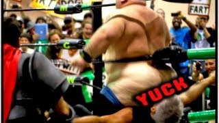 Brutal Stinkface Match Highlights
