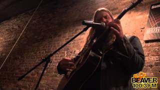 Chris Stapleton  Whiskey And You  Beaver 1003 Songwriter Showcase