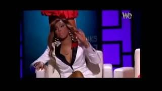 Tamar Braxton  Shows you  Illuminati 101 all celebrities must do this!