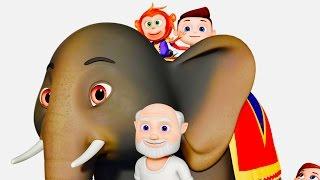 Enugamma Enugu and Many More - Telugu Rhymes For Children
