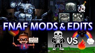 FNAF MODS & EDITS | DarkTaurus | Part 3 Sapphire
