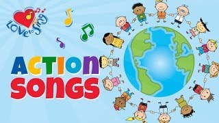 Mother Earth with lyrics   Kids Earth & Environment Song   Children Love to Sing