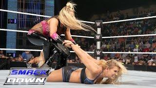 Natalya vs. Charlotte: SmackDown, June 16, 2016