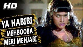 Ya Habibi Mehbooba Meri Mehjabi | Kavita Krishnamurthy, Sonu Nigam | Cheetah 1994 HD Songs | Mithun