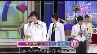 Song Battle - Super Junior Special (polskie napisy, polish subs)