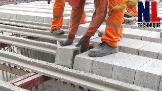 World of Amazing Modern Technology and Skilful Workers Making Construction Simple and Effective 8