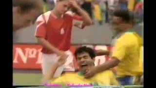 Comercial Brahma, com a Seleção Brasileira de 1994