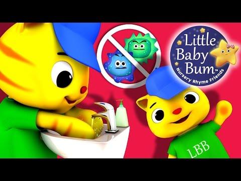 Xxx Mp4 Wash Your Hands Song For Children Nursery Rhymes Original Song By LittleBabyBum 3gp Sex