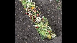 Fastest & Easiest way of Organic Composting !! Organic Compost at home - English