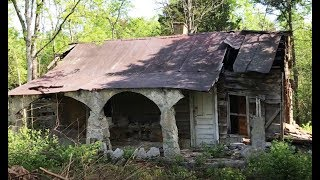Abandoned Homes #73,74 - Middle TN decay