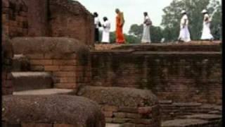 Buddhist Temple Tour India, Bihar - India Travel & Tours Video