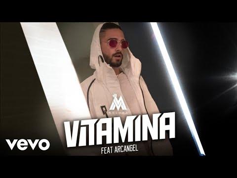 Maluma Vitamina Official Audio ft. Arcángel