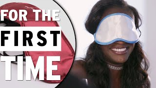 People Go on a Blind Date 'For the First Time'