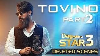 Romantic Hero Tovino  Thomas | Day with a Star | Deleted Scenes Part 2 | Kaumudy TV