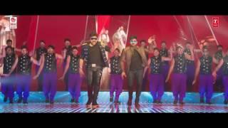 Ammadu Lets Do Kummudu Full video song   Khaidi No 150   Chiranjeevi, Kajal   Rockstar DSP   YouT