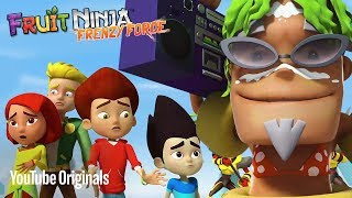The Sand Witch - Fruit Ninja Frenzy Force (Ep. 8)