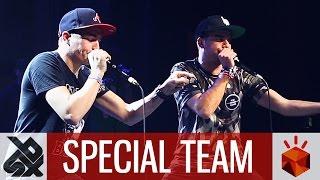 ALEM & SKILLER (SPECIAL TEAM)   Grand Beatbox TAG TEAM Battle 2016   Elimination