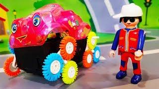 Мультики про машинки. Учим цвета в мультике – цветной СВЕТОФОР. ЛЕГО Мультфильмы для детей