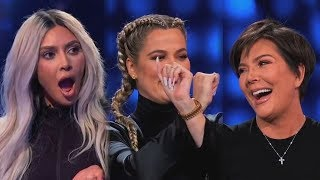 All The HEATED Moments During Kardashian vs. West Family Feud