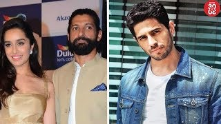 Shraddha & Farhan To Come Together For A Project?   Neeraj Pandey Upset With Sidharth Malhotra?