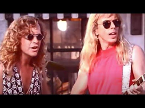 Damn Yankees - High Enough (Official Video)