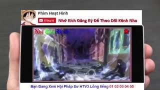 Hội Pháp Sư HTV3   Fairy Tail  Tập 1 Tập 2 Tập 3 Tập 4 Tập 5   Hoi phap su tập 1 2 3 4 5