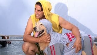 Akshay Introduces Entertainment - Behind the Scenes Making | Its Entertainment