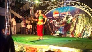 Gowri Parameswari sambaralu 2015--Manohari song Danced by Harika from Baahubali