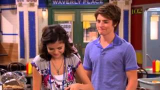 Gregg Sulkin & Selena Gomez