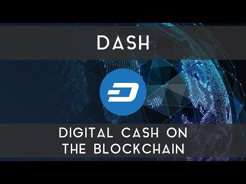 Xxx Mp4 DASH Digital Cash On The Blockchain 3gp Sex