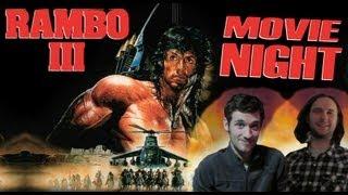 CLASSY Movie Night: Rambo III