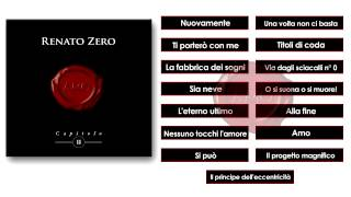Renato Zero - Anteprima Ufficiale