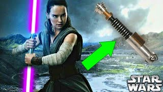 What Color Will Rey