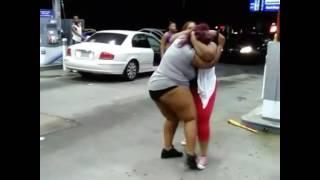 BIG GIRLS FIGHT!!!!! ATLANTA,GA
