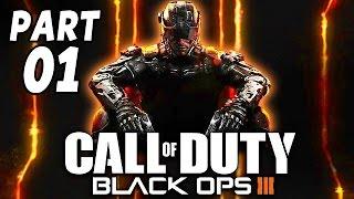 Let's Play Call of Duty Black Ops 3 Gameplay German Deutsch Part 1 - Undercover Befreiungsaktion