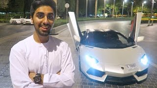 The Wealthy Lifestyle of Dubai !!!