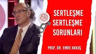 Sertleşme, Sertleşme Sorunları / Prof. Dr. Emre Akkuş & Billur Kalkavan