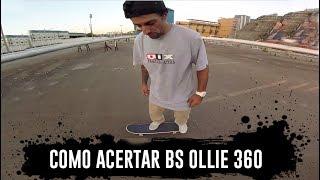 APRENDA BS OLLIE 360º