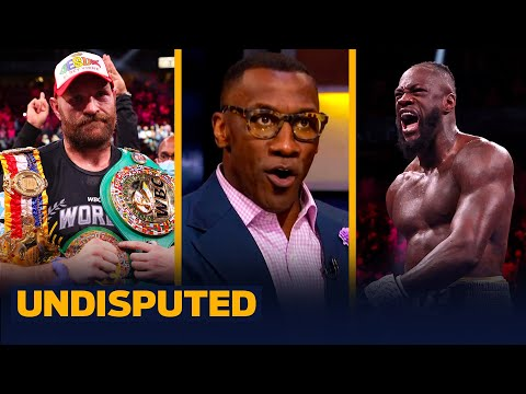 The third Deontay Wilder Tyson Fury fight lived up to the expectations Shannon I UNDISPUTED