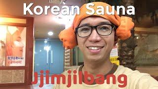 KOREAN SAUNA or Jjimjilbang