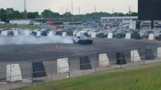 Dodge Thrill Rides at Roadkill Nights Detroit