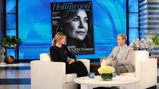 Ellen Pompeo on the Fight for Equal Pay