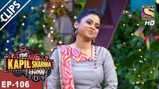 Sarla Welcomes Shraddha , Arjun Kapoor & Chetan Bhagat  - The Kapil Sharma Show - 14th May, 2017