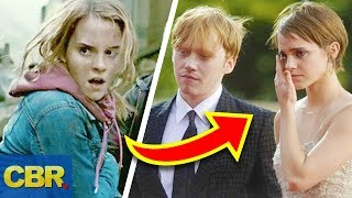 20 Things Hermione Granger Did After Deathly Hallows