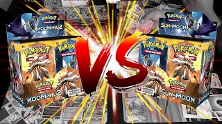 WHO HAS THE BEST BOOSTER BOX?? (Adrizzy VS Jonny)