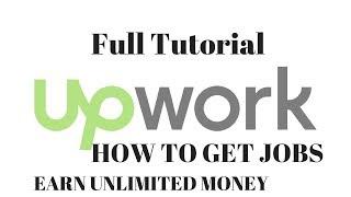 Upwork tutorial for beginners in hindi 2017 I upwork data entry work in hindi I upwork.com review