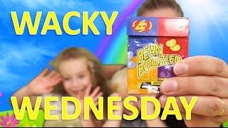 Wacky Wednesday - Episode 8- Bean Boozled Challenge