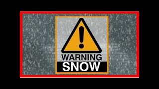 News 24/7 - Warning as ice for more to break the snow