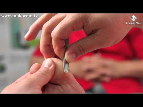 Pedikűr 1. rész a pedikűrözés alaplépései