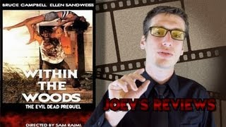 Joey's Reviews: Within the Woods (1978 Precursor to Evil Dead)